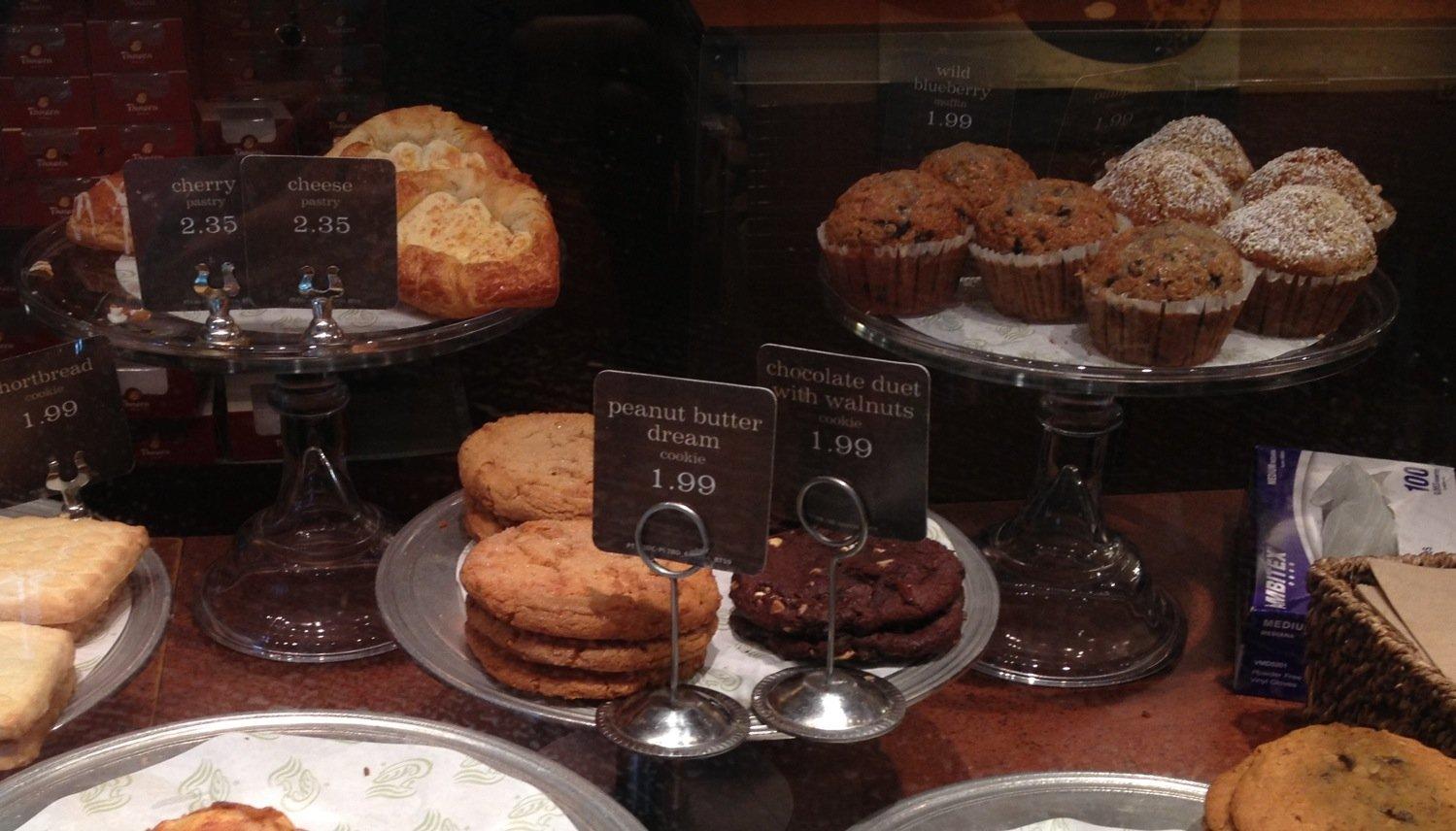 Panera Carrot Cake Muffin Calories