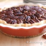 The Best Pecan Pie http://savoringspoon.com