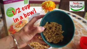 sugar cereal half cup in a bowl_neily