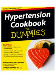 Hypertension cookbok photo