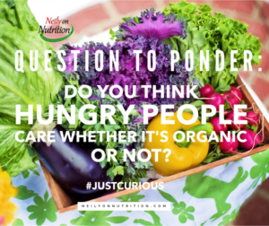 organic, hunger, nutrition, produce